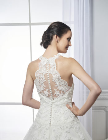 Robes de mariées - Maison Lecoq - robe n°900_A