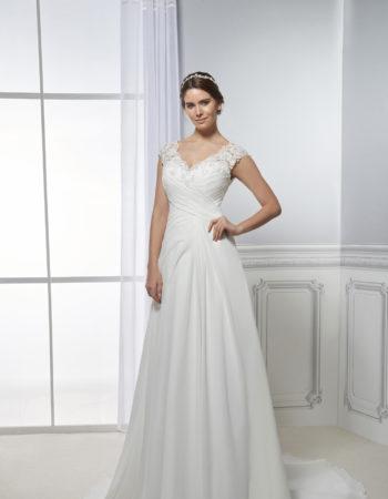 Robes de mariées - Maison Lecoq - robe n°901