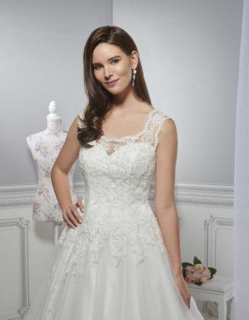 Robes de mariées - Maison Lecoq - robe n°902_A