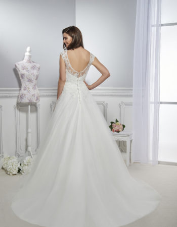 Robes de mariées - Maison Lecoq - robe n°902_B