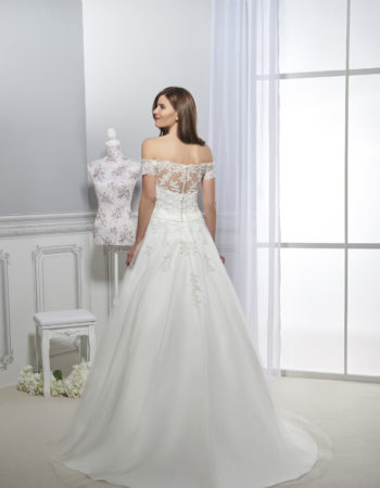 Robes de mariées - Maison Lecoq - robe n°903_A