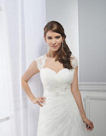 Robes de mariées - Maison Lecoq - robe n°905_A