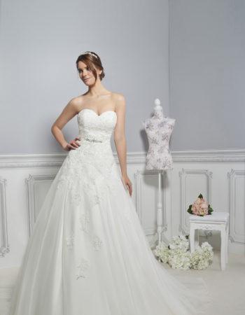 Robes de mariées - Maison Lecoq - robe n°906
