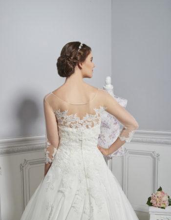Robes de mariées - Maison Lecoq - robe n°906_B