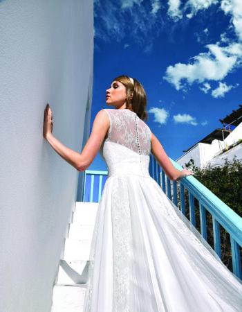 Robes de mariées - Maison Lecoq - robe n°907_A