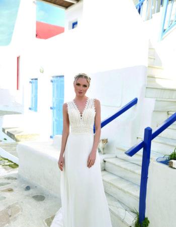 Robes de mariées - Maison Lecoq - robe n°909
