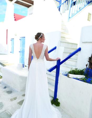 Robes de mariées - Maison Lecoq - robe n°909_A