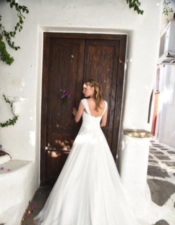 Robes de mariées - Maison Lecoq - robe n°910_A