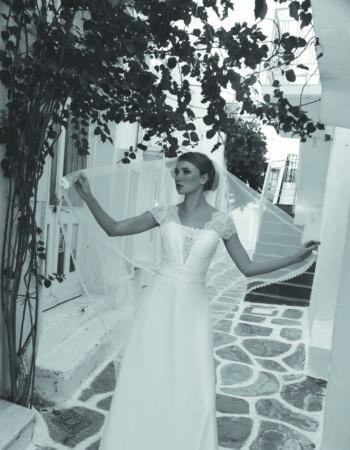 Robes de mariées - Maison Lecoq - robe n°911