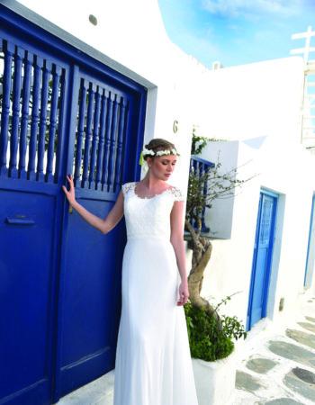 Robes de mariées - Maison Lecoq - robe n°913