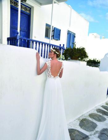 Robes de mariées - Maison Lecoq - robe n°913_A