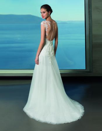 Robes de mariées - Maison Lecoq - robe n°914_A