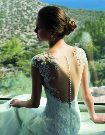 Robes de mariées - Maison Lecoq - robe n°914_B
