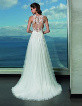 Robes de mariées - Maison Lecoq - robe n°915_A