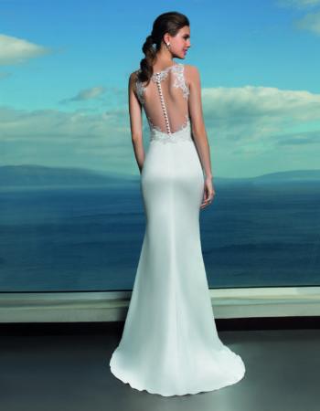Robes de mariées - Maison Lecoq - robe n°916_A