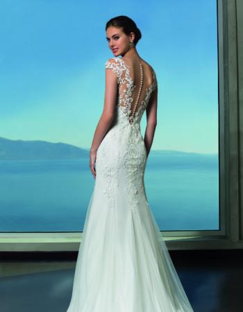 Robes de mariées - Maison Lecoq - robe n°917_A