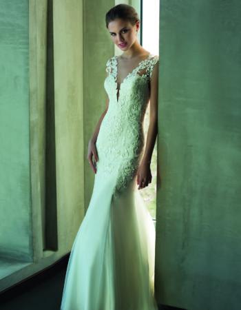 Robes de mariées - Maison Lecoq - robe n°917_B