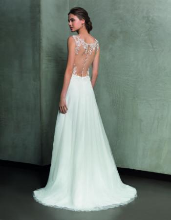 Robes de mariées - Maison Lecoq - robe n°918_A