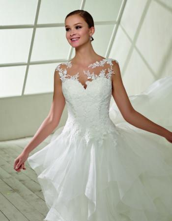 Robes de mariées - Maison Lecoq - robe n°920_A