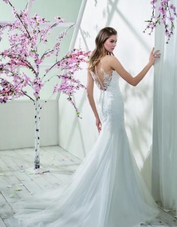 Robes de mariées - Maison Lecoq - robe n°922_A