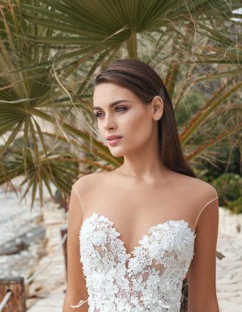 Robes de mariées - Maison Lecoq - robe n°923_B