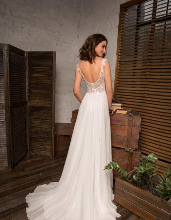 Robes de mariées - Maison Lecoq - robe n°927_A