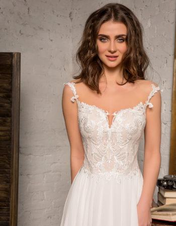 Robes de mariées - Maison Lecoq - robe n°927_B