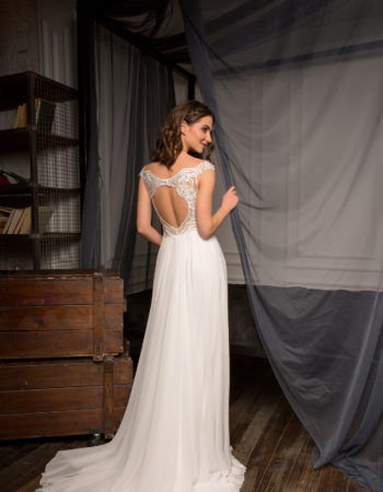 Robes de mariées - Maison Lecoq - robe n°928_A