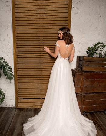 Robes de mariées - Maison Lecoq - robe n°929_A