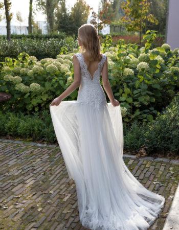 Robes de mariées - Maison Lecoq - robe n°931_A