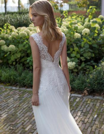 Robes de mariées - Maison Lecoq - robe n°931_B