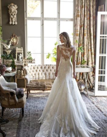 Robes de mariées - Maison Lecoq - robe n°932_A
