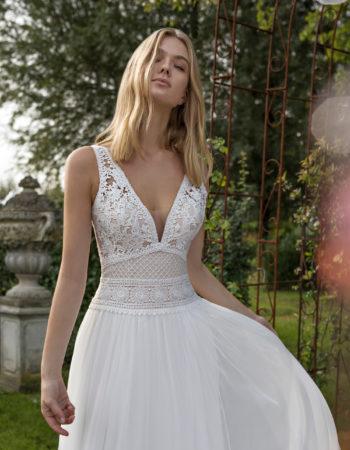 Robes de mariées - Maison Lecoq - robe n°934_B