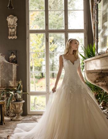 Robes de mariées - Maison Lecoq - robe n°935