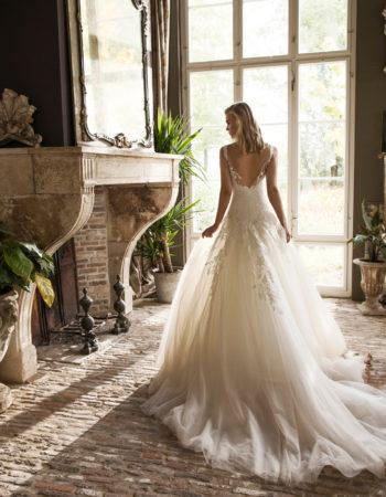 Robes de mariées - Maison Lecoq - robe n°935_A