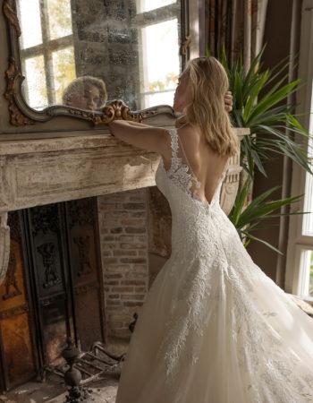 Robes de mariées - Maison Lecoq - robe n°935_B