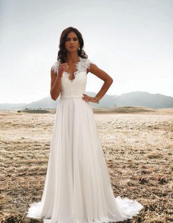 Robes de mariées - Maison Lecoq - robe n°936_B