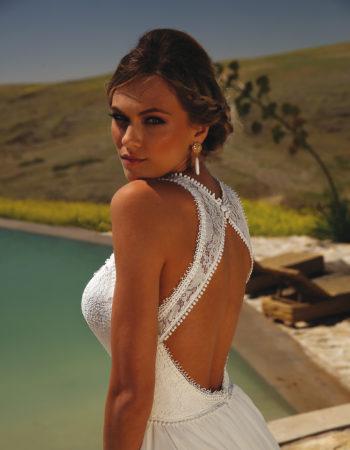 Robes de mariées - Maison Lecoq - robe n°939_A