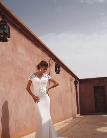 Robes de mariées - Maison Lecoq - robe n°940