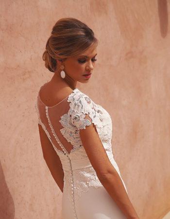 Robes de mariées - Maison Lecoq - robe n°940_A