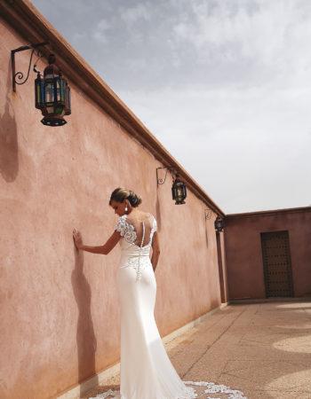 Robes de mariées - Maison Lecoq - robe n°940_B
