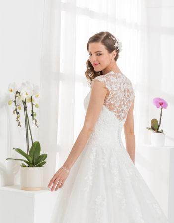 Robes de mariées - Maison Lecoq - robe n°944_A