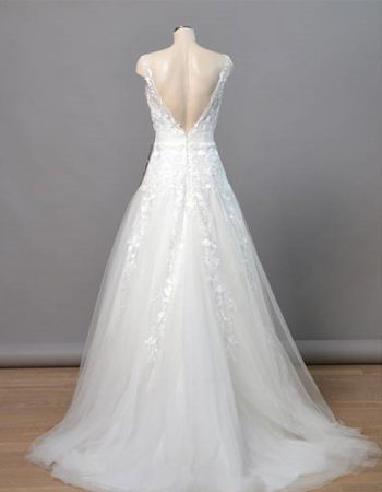 Robes de mariées - Maison Lecoq - robe n°937_A