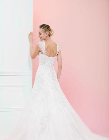 Robes de mariées - Maison Lecoq - robe n°942_A