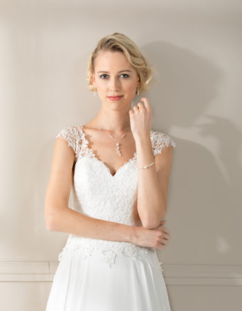 Robes de mariées - Maison Lecoq - robe n°943_B