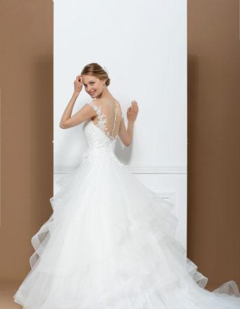 Robes de mariées - Maison Lecoq - robe n°945