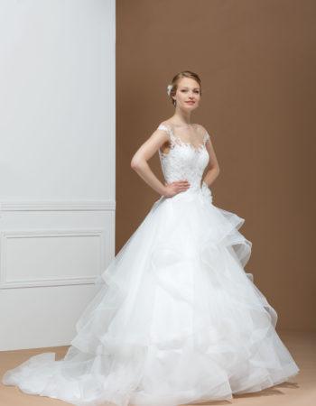 Robes de mariées - Maison Lecoq - robe n°945_A