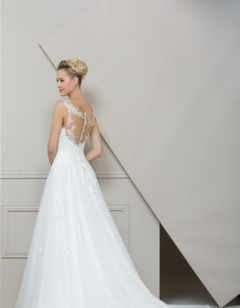 Robes de mariées - Maison Lecoq - robe n°946_A