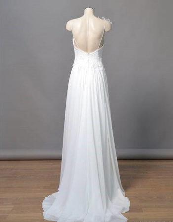Robes de mariées - Maison Lecoq - robe n°948_A