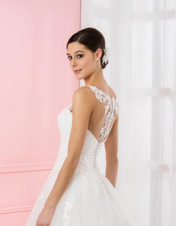Robes de mariées - Maison Lecoq - robe n°950_A